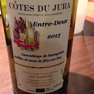 Buronfosse Côtes du Jura Entre Deux