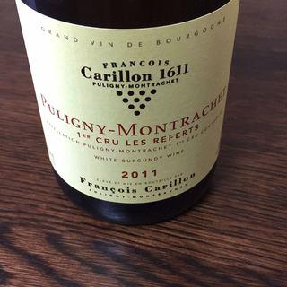 François Carillon Puligny Montrachet 1er Cru Les Referts