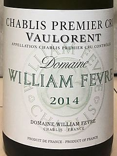 Dom. William Fèvre Chablis 1er Cru Vaulorent