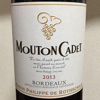 Mouton Cadet Bordeaux Rouge