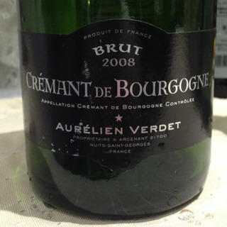 Aurélien Verdet Crémant de Bourgogne Brut