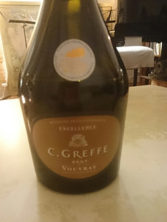 C. Greffe Excellence Vouvray Brut