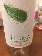 Pluma Vinho Verde Branco