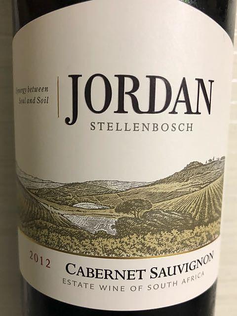 Jordan Stellenbosch Cabernet Sauvignon