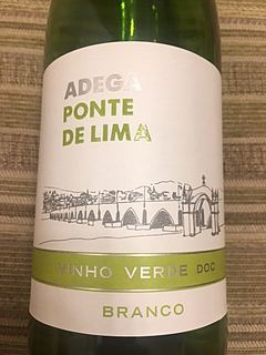 Adega Ponte de Lima Branco(アデガ ポンテ・デ・リマ ブランコ)