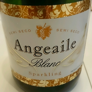 Angeaile Sparkling Blanc