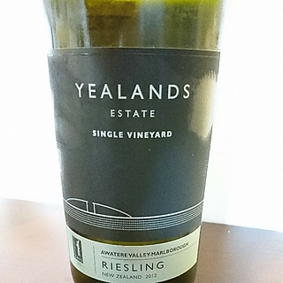 Yealands Estate Single Vineyard Riesling