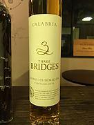 カラブリア (ウェストエンド) スリー・ブリッジズ ボトリティス・セミヨン(2016)