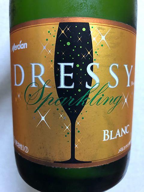 Mercian Sparkling Wine Dressy Blanc(メルシャン スパークリング・ワイン ドレッシー ブラン)