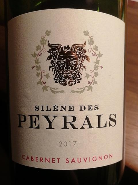 Silène des Peyrals Cabernet Sauvignon(シレーヌ・デ・ペラル カベルネ・ソーヴィニヨン)