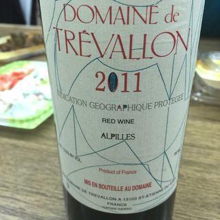 Dom. de Trévallon Rouge 2011(ドメーヌ・ド・トレヴァロン ルージュ)