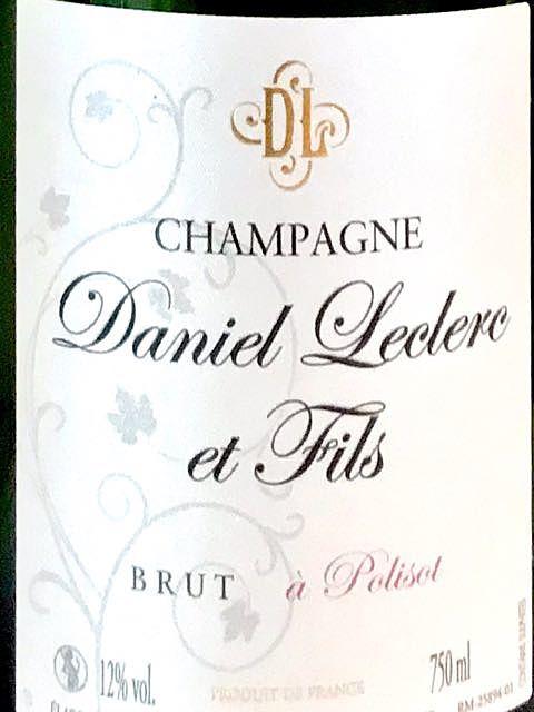 Daniel Leclerc Brut Tradition(ダニエル・ルクレール ブリュット トラディション)