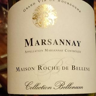 Maison Roche de Bellene Marsannay Collection Bellenum