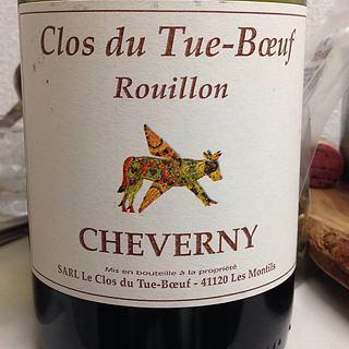 Clos du Tue Boeuf Cheverny Rouillon