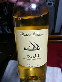 Dupéré Barrera Bandol Cuvée India Blanc(デュペレ・バレッラ バンドール キュヴェ・インディア ブラン)