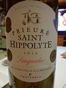 Fontésole Prieuré Saint Hippolyte Rouge