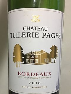 Ch. Tuilerie Pages