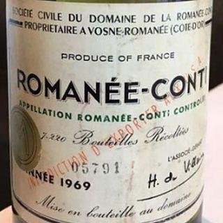 Dom. de La Romanée Conti Romanée Conti