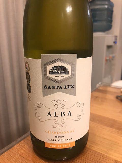 Santa Luz Alba Chardonnay(サンタ・ルス アルバ シャルドネ)