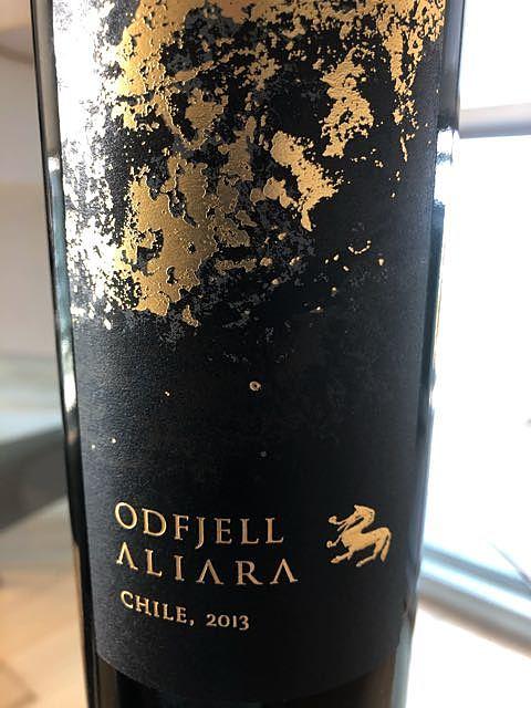 Odfjell Aliara 2013(オッドフェル アリアラ)