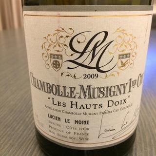Lucien Le Moine Chambolle Musigny 1er Cru Les Hauts Doix