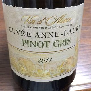 Arthur Metz Cuvée Anne Laure Pinot Gris