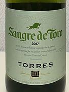 トーレス サングレ・デ・トロ ブランコ