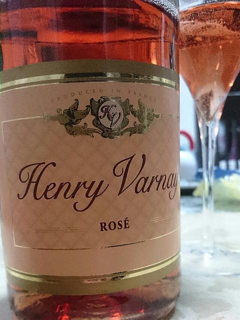 Henry Varnay Rosé(アンリ・ヴァルネイ ロゼ)