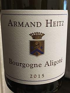 Armand Heitz Bourgogne Aligoté