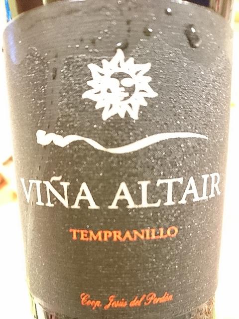 Viña Altair Tempranillo
