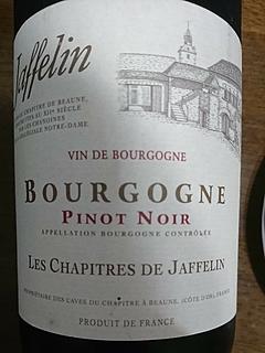 Jaffelin Bourgogne Pinot Noir