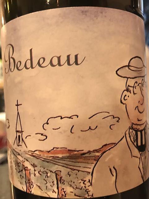 Bedeau (Frédéric Cossard Bourgogne Pinot Noir)(ブドー (フレデリック・コサール ブルゴーニュ・ピノ・ノワール))