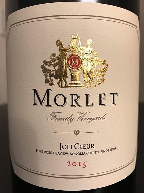 Morlet Joli Coeur(モルレ ジョリ・クール)