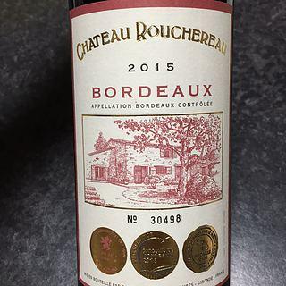 Ch. Rouchereau Bordeaux(シャトー・ルシュロー ボルドー)