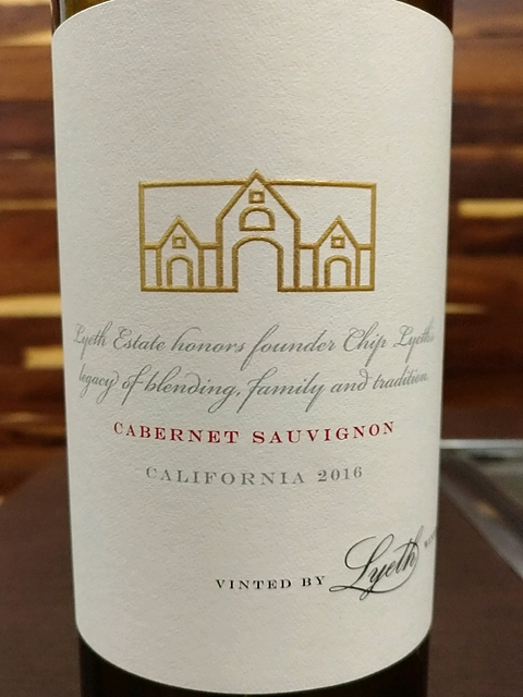 Lyeth California Cabernet Sauvignon