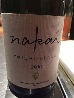Nakai Yoichi Blanc