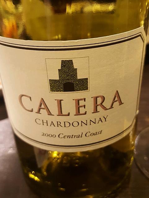 Calera Central Coast Chardonnay(カレラ セントラル・コースト シャルドネ)