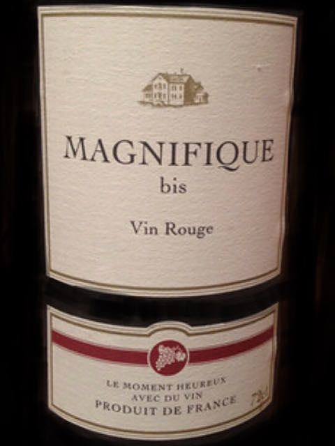 Magnifique Bis Rouge