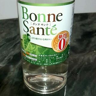 サッポロ Bonne Sante 糖質ゼロ 白