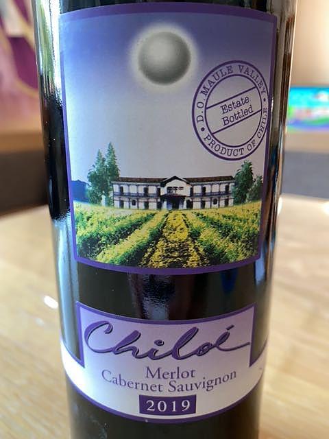 Chiloé Merlot Cabernet Sauvignon(チロエ メルロー カベルネ・ソーヴィニヨン)