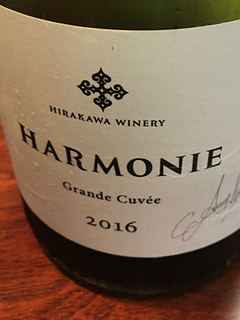 Hirakawa Winery Harmonie Grand Cuvée
