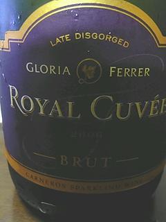 Gloria Ferrer Royal Cuvée Brut(グロリア・フェラー ロイヤル・キュヴェ)