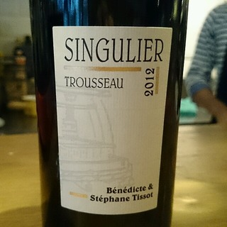 Bénédicte & Stéphane Tissot Singulier Trousseau