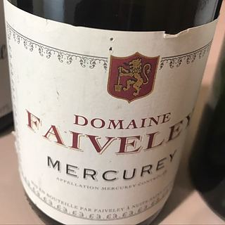 Dom. Faiveley Mercurey Rouge