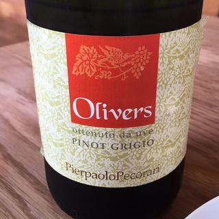 Pierpaolo Pecorari Pinot Grigio Olivers