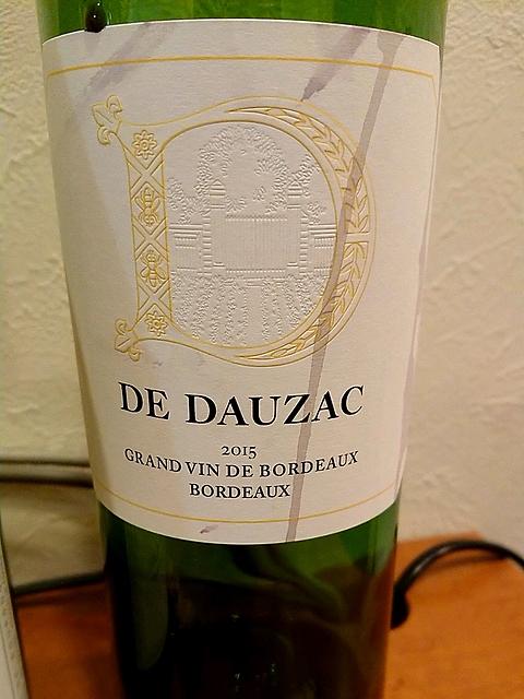 D de Dauzac(D・ド・ドーザック)