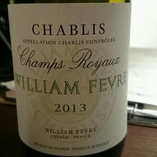 William Fèvre Chablis Champs Royaux