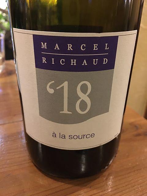 Marcel Richaud à la source 2018