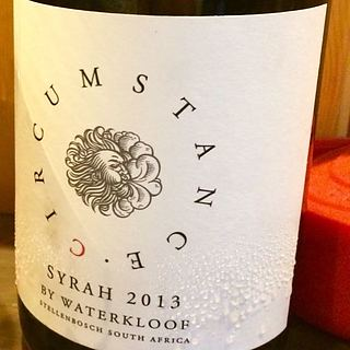Circumstance Syrah by Waterkloof