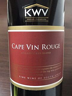 KWV Cape Rouge